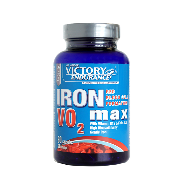 IRON VO2 MAX
